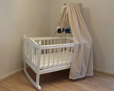 Babywiegen und Kinderwiegen