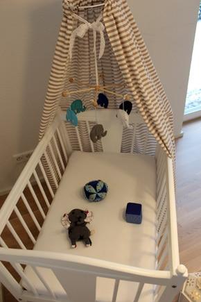 Schöne Babywiegen für 2018