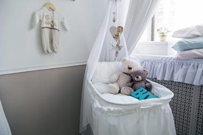Zubehör für Babywiegen