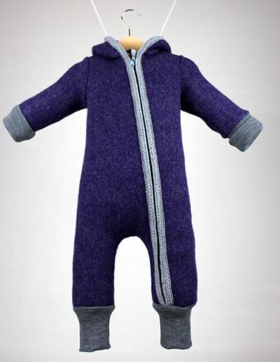 Wollwalk-Overall für Kinder und Babys